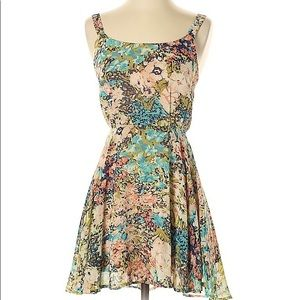 Lucca Couture Floral Sundress